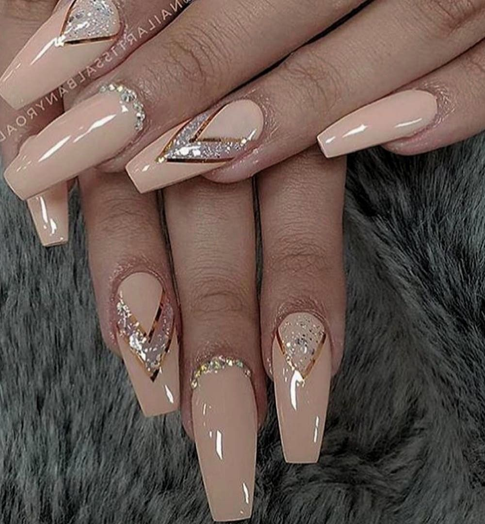 The New Gel Nail Art Designs Ideas For This Year With Images