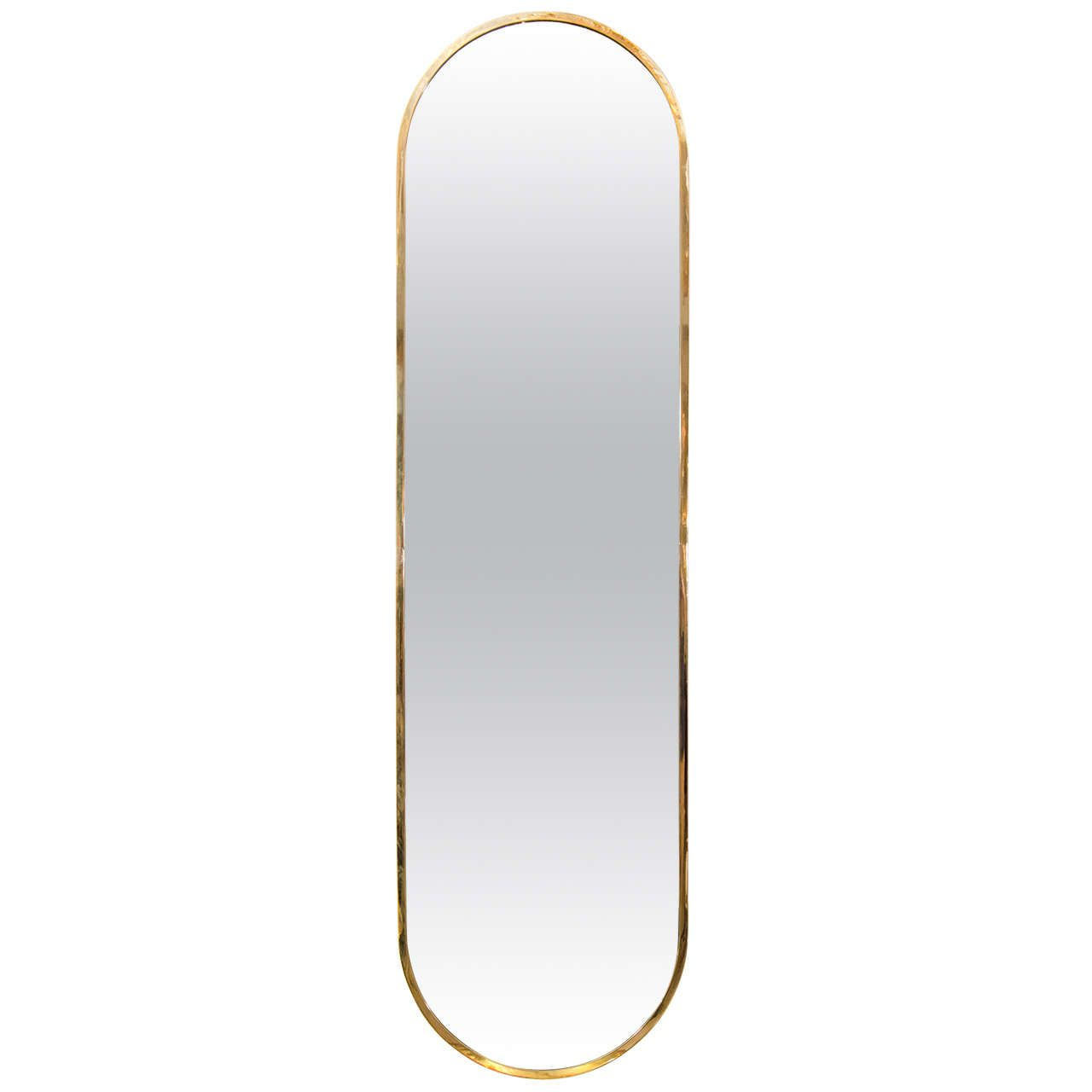 brass oval mirror from a unique collection of antique on home depot paint sales this week id=59318