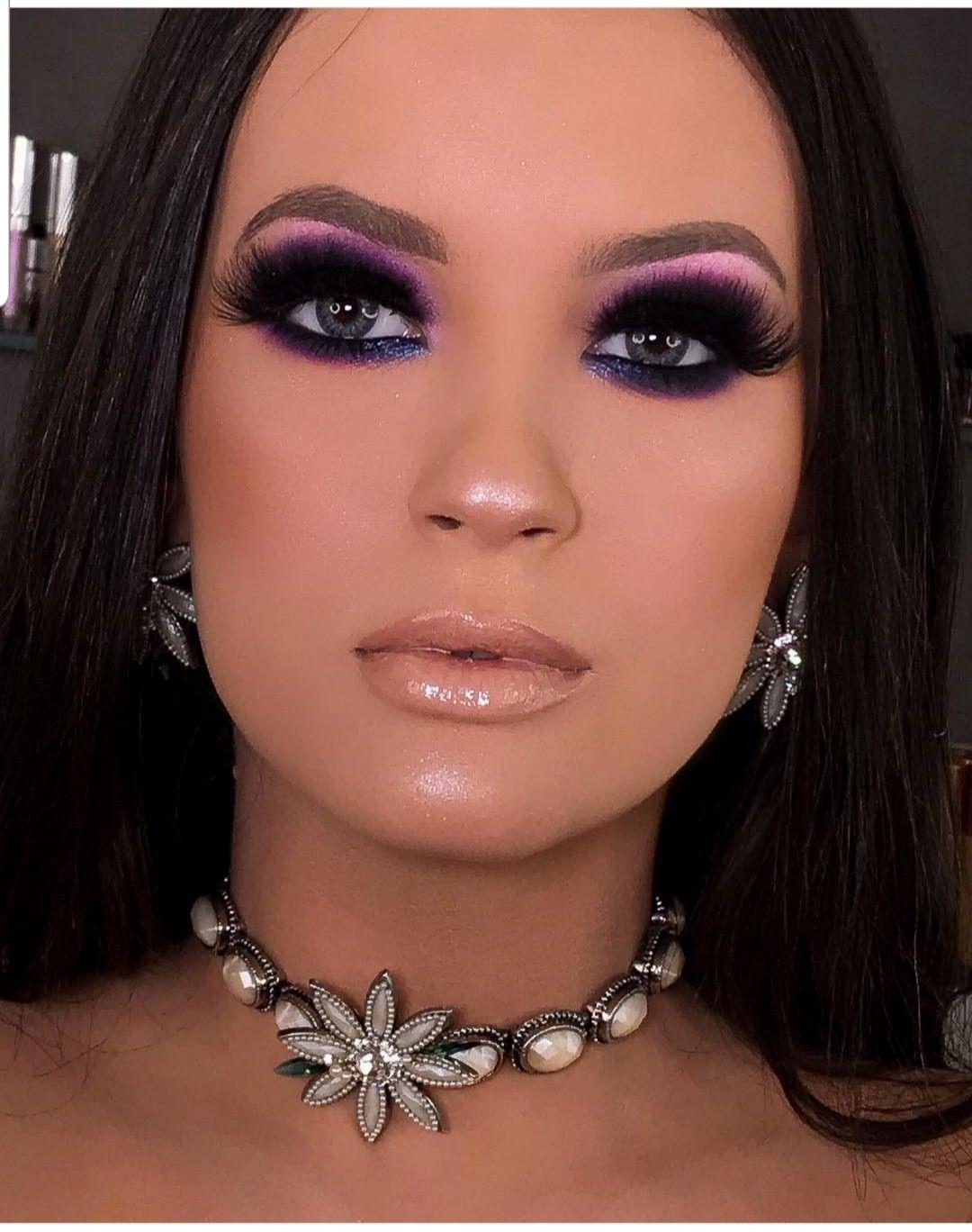 Pin de valeria barcos em Makeup Maquiagem, Blogueiras
