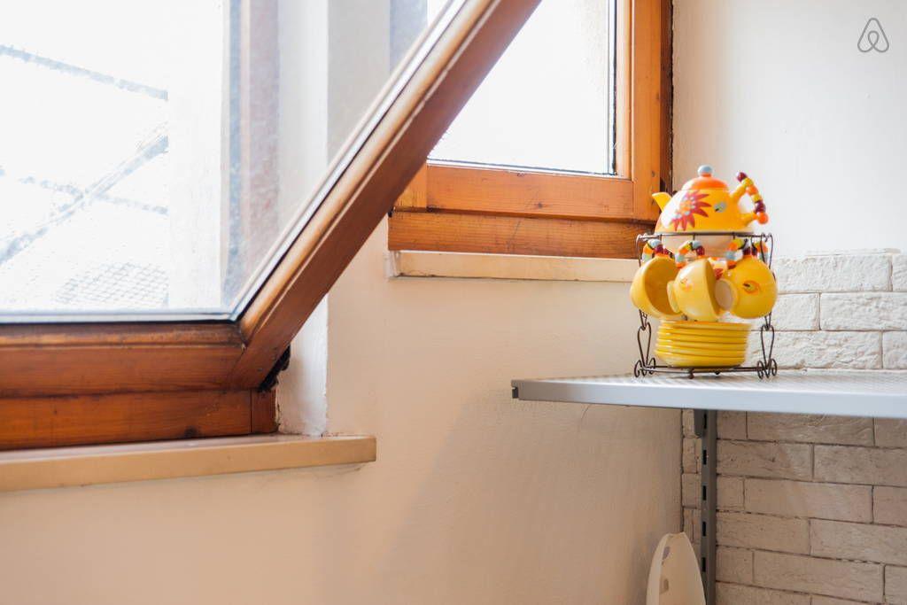 Dai un'occhiata a questo fantastico annuncio su Airbnb:  mini appartamento - Appartamenti in affitto a Asti