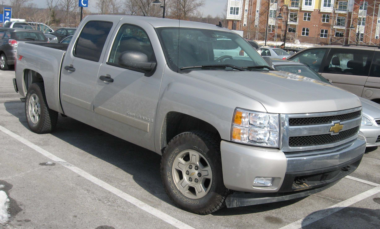 Cool 2007 Chevy Silverado Mpg
