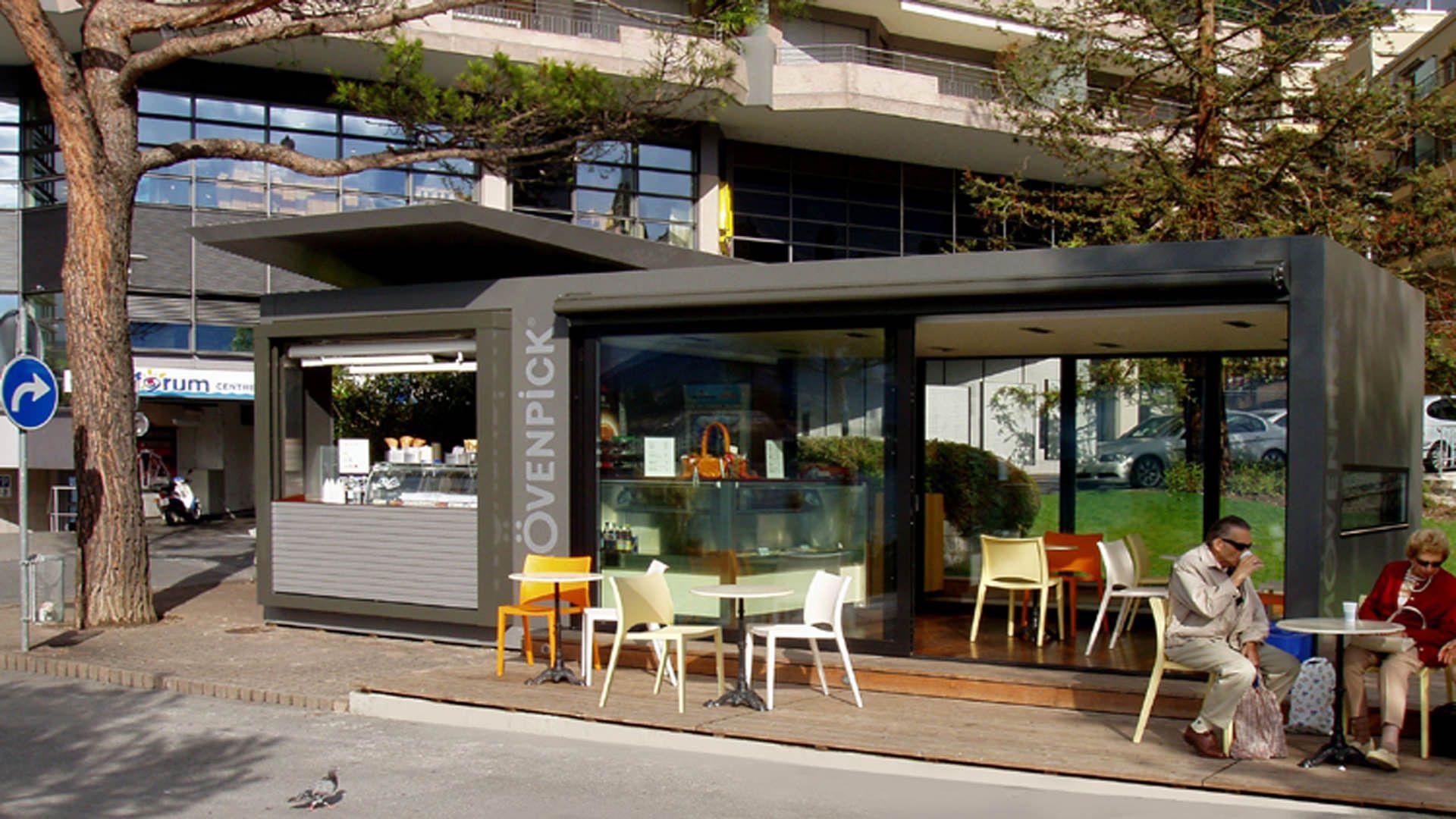 Swiss bureau interior design designed movenpick ice cream