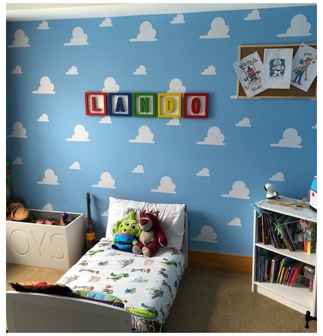 Kids Toy Story Themed Bedroom Ideas And Inspo Toy Story Bedroom Ideas Girls Toystorybedroomid Toddler Room Decor Toddler Boy Room Decor Toy Story Bedroom