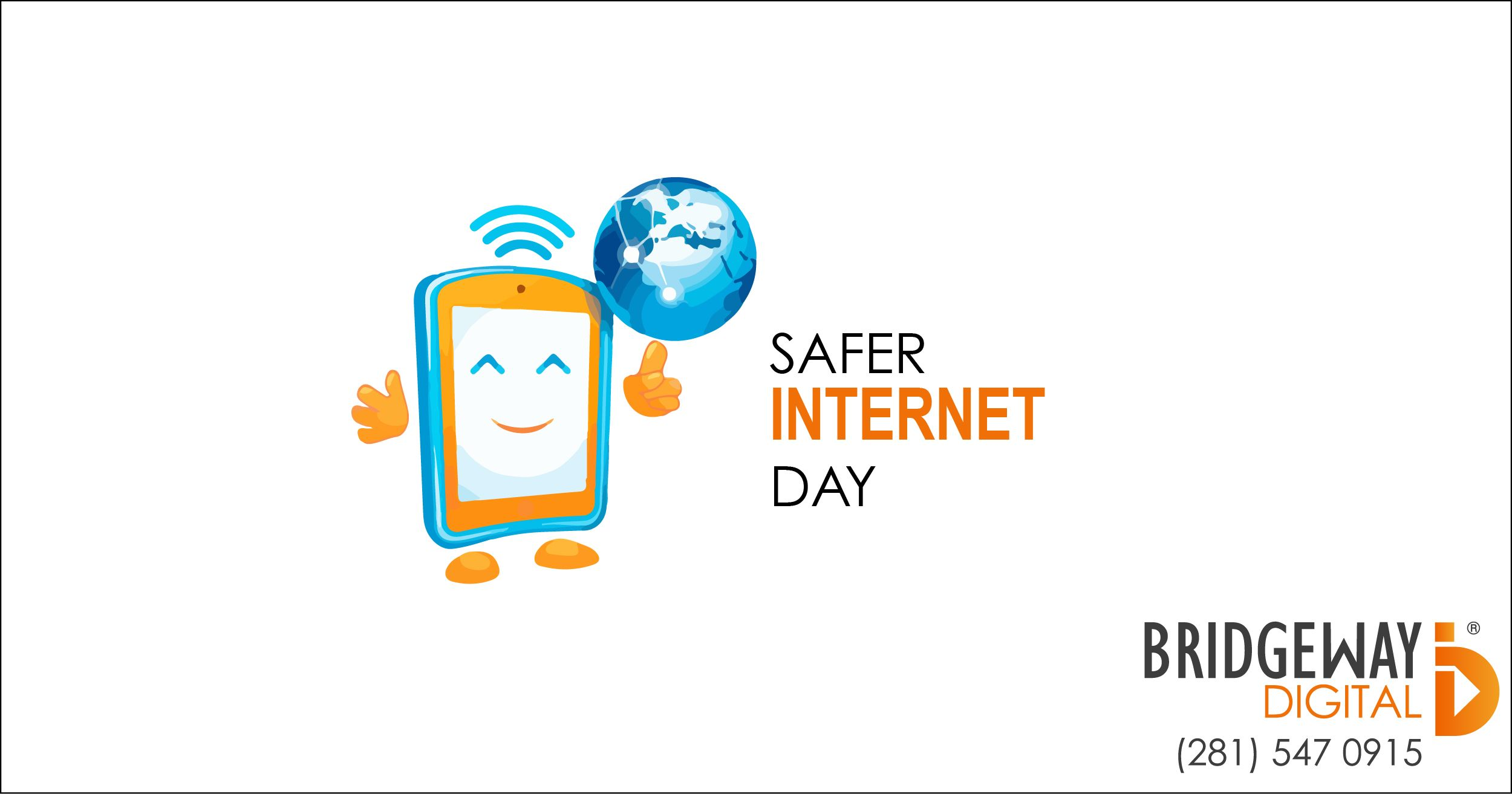 Happy Saferinternetday On Sid2020 Join Us Together We Can Effect The Positi In 2020 Digital Advertising Agency Digital Advertising Digital Marketing Company