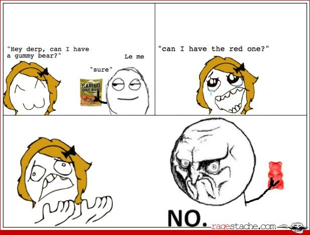 28d4f0b435476aaed009baf8a189c820 red gummy bear rage comics!!!!!!!!!!!!!! pinterest rage