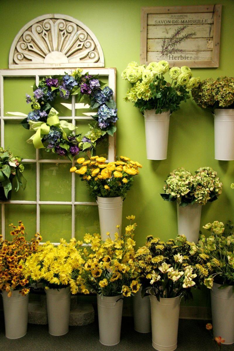 Happy wall | Florist | Pinterest | Walls, Flower shops and Flower