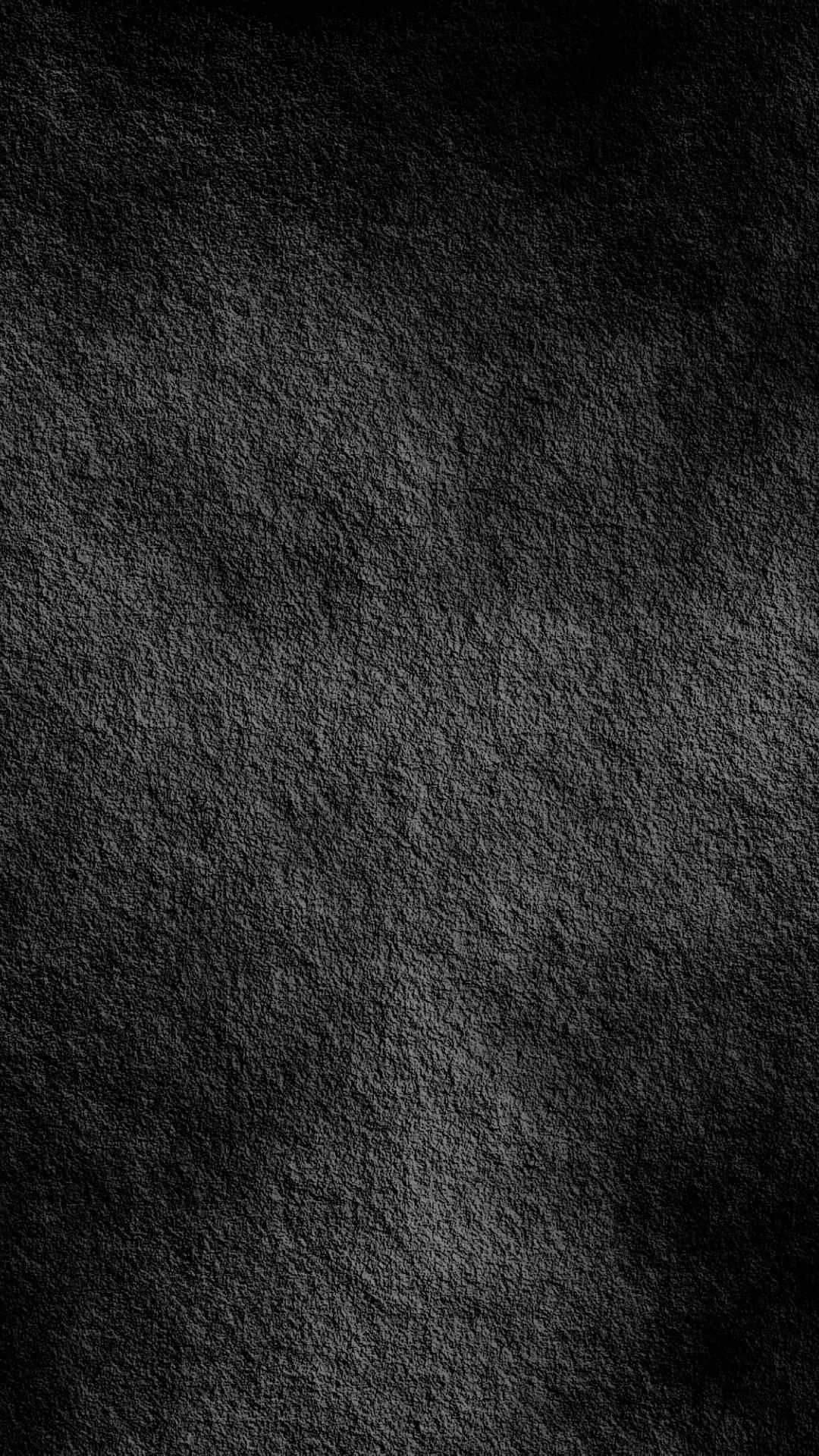 Black Rock Texture Mobile Background Tekstury