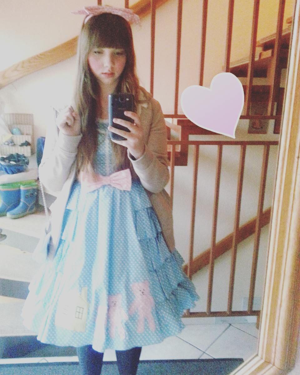 Today ich purchased my con tickets for connichi and hanami  I'm so happy #loli #lolita #lolitastyle #lolitafashion #kawaii #cute #adorable #innocent #fairy #alternative #doll #dolly #livingdoll #humandoll #bears #teddy  #princess #cosplay #anime #manga #photooftheday #germangirl #かわいいです #ロリータ #harajuku #japan #japanesefashion #gyaru #gothik by fluffy.chubby.unicorn