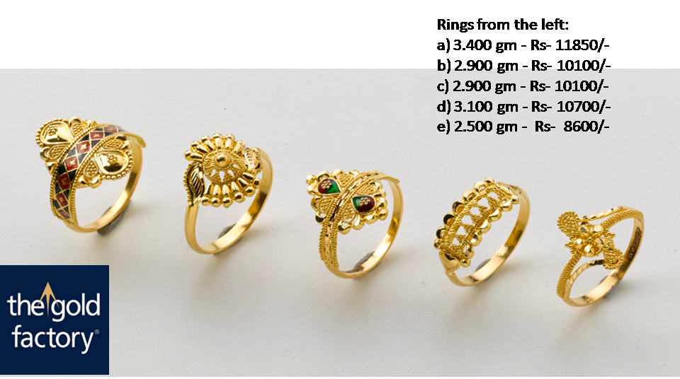 Ladies Ring Design 2 Gold Ring Designs Ladies Gold Rings Gold Ring Indian