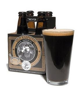 Old Rasputin Russian Imperial Stout | http://www.northcoastbrewing.com/beer-rasputin.htm