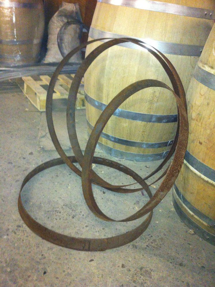 Reifen Deko 5 faßreifen reifen faßband band eisenreifen metallreifen faßring