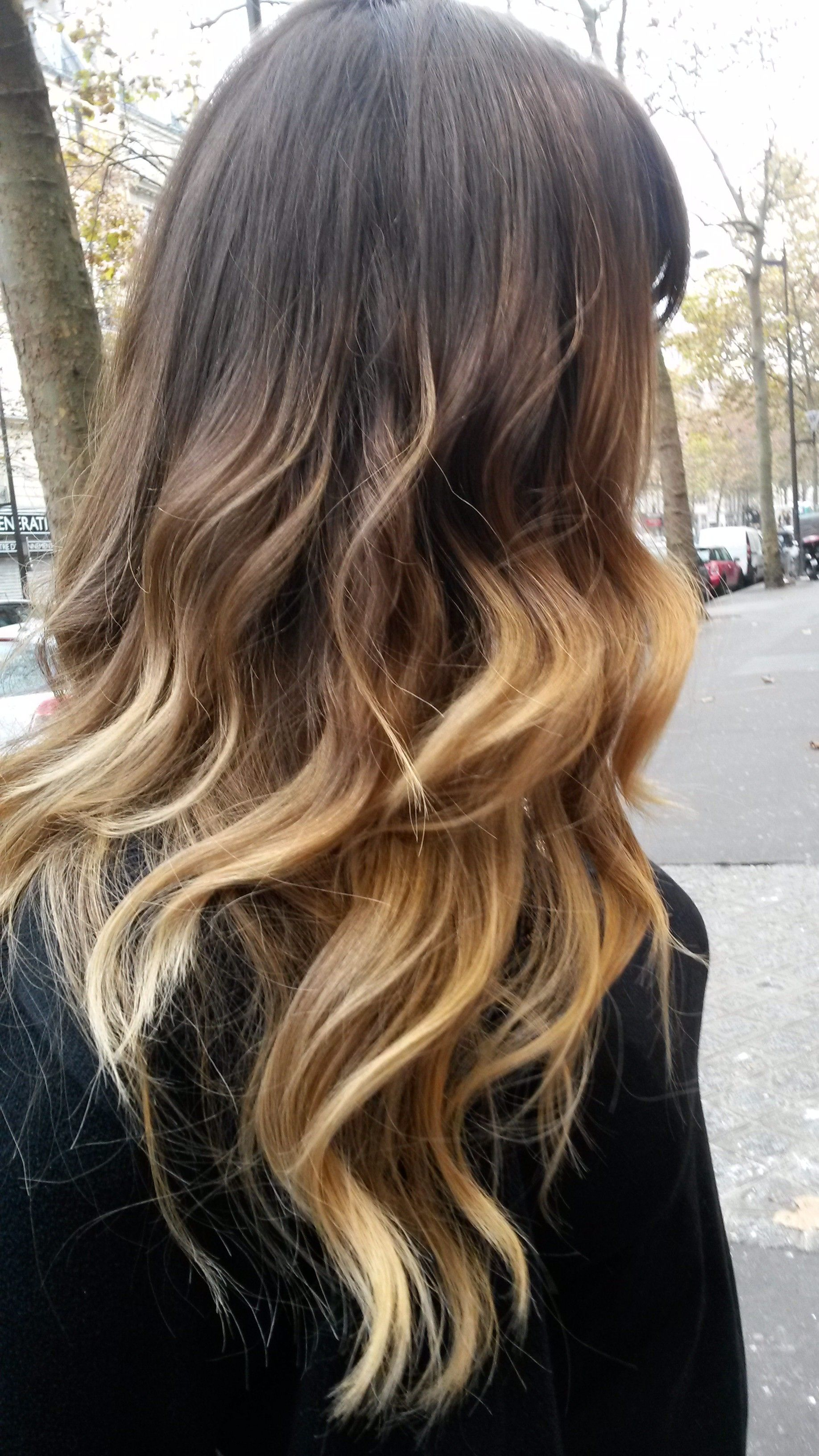 Favori dégradé brun blond - Recherche Google | Hair, makeup and nails  JQ26