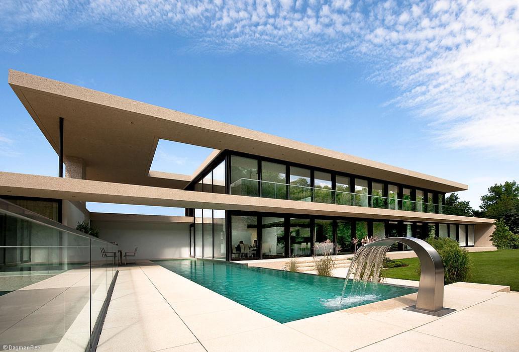 beton in perfektion - münchen: cube magazin | architecture, Innenarchitektur ideen