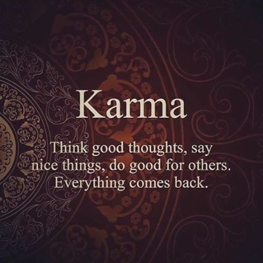Instagram Photo By Goldenthoughts Apr 30 2016 At 8 20pm Utc Karma Quotes Buddhism Quote Buddha Quotes Inspirational