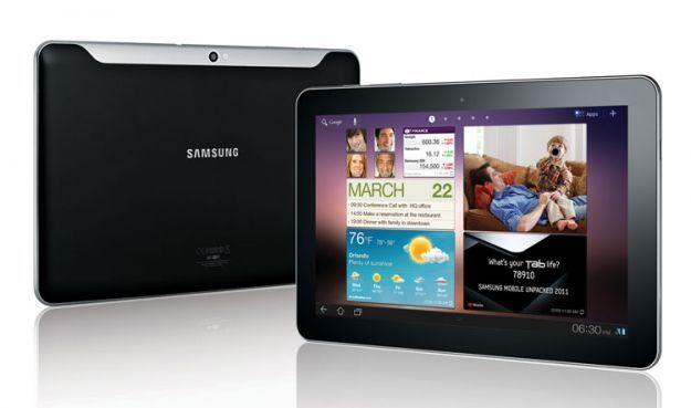 Samsung Galaxy Tab 10.1 Sales Ban Lifted In US