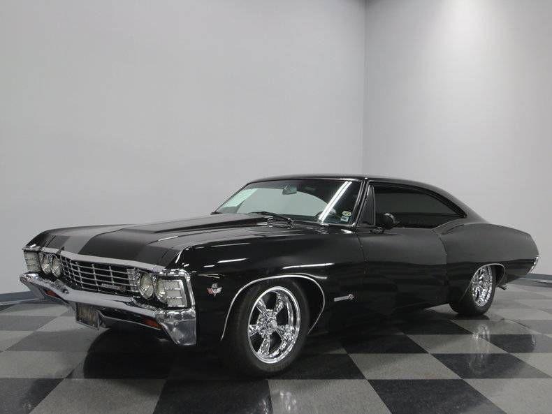 1967 Chevrolet Impala For Sale 1916537 Hemmings Motor News