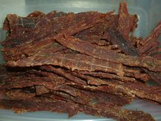 20 Beef Jerky Recipes http://www.prepperideas.com/20-beef-jerky-recipes/?utm_content=bufferbdc01&utm_medium=social&utm_source=pinterest.com&utm_campaign=buffer  #preppertalk