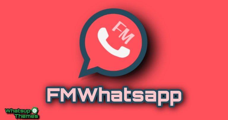 Fmwhatsapp Oficial V8 35 Apk Atualizado 2020 Whatsapp Modificado Fotos Em Grupo Tema Do Whatsapp Aplicativos