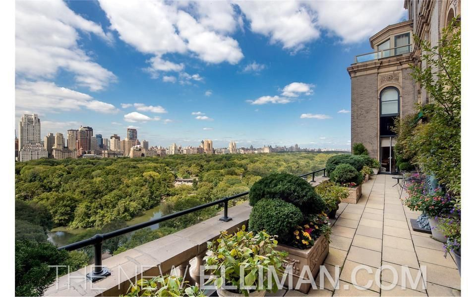 The Most Awesome View Of Central Park New York City Streeteasy 781 Fifth Ave 18fl Condo Apartment At Sherry Netherland In Lenox Hill Manhattan
