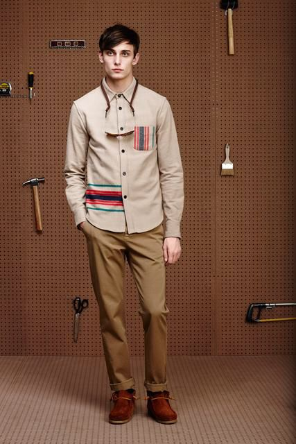Band of Outsiders, Look #9