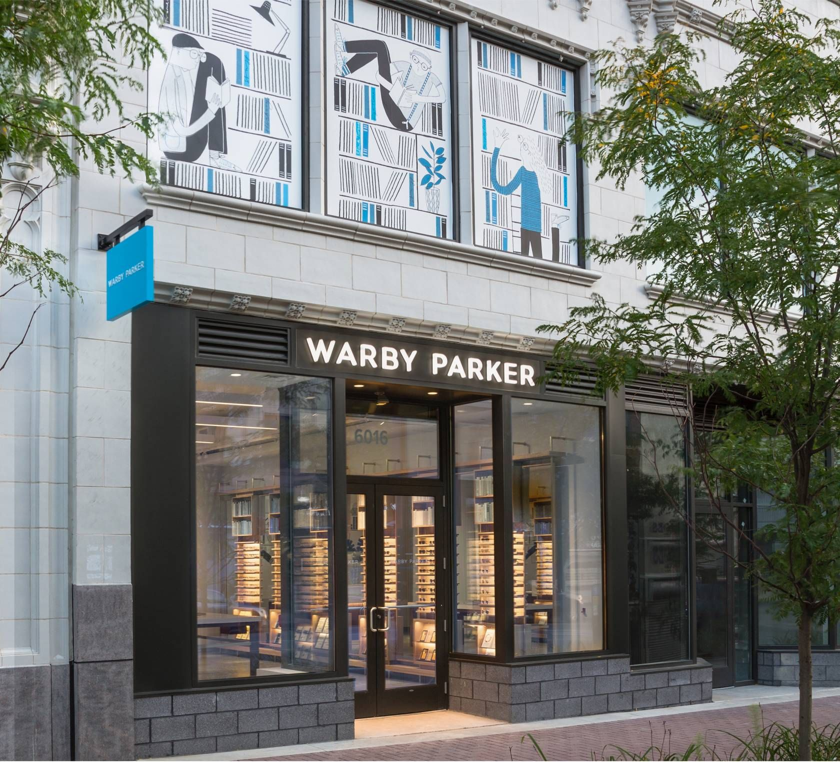 East liberty pittsburgh warby parker store with images