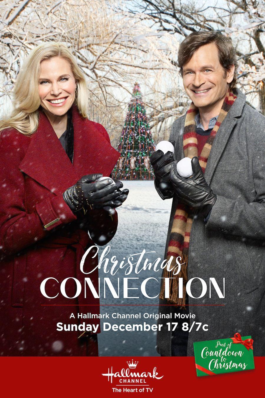 Christmas Connection Brooke Burns And Tom Everett Scott Find Christmas Joy On De Hallmark Channel Christmas Movies Christmas Movies Hallmark Christmas Movies