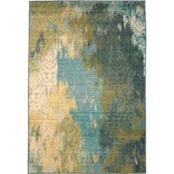 Photo of benuta Teppich Liguria Multicolor 300×380 cm – Vintage Teppich im Used-Look benuta