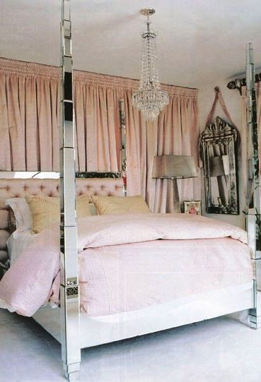 Mirrored Furniture Decor Ideas Bedroom Design Home Home Decor