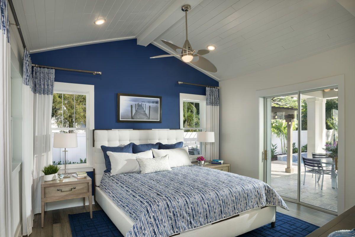 Winning Looks From Area Design Professionals Sarasota Magazine Master Bedroom Interior Design Stylish Bedroom Design Interior Design Inspirasi blue bedroom decor