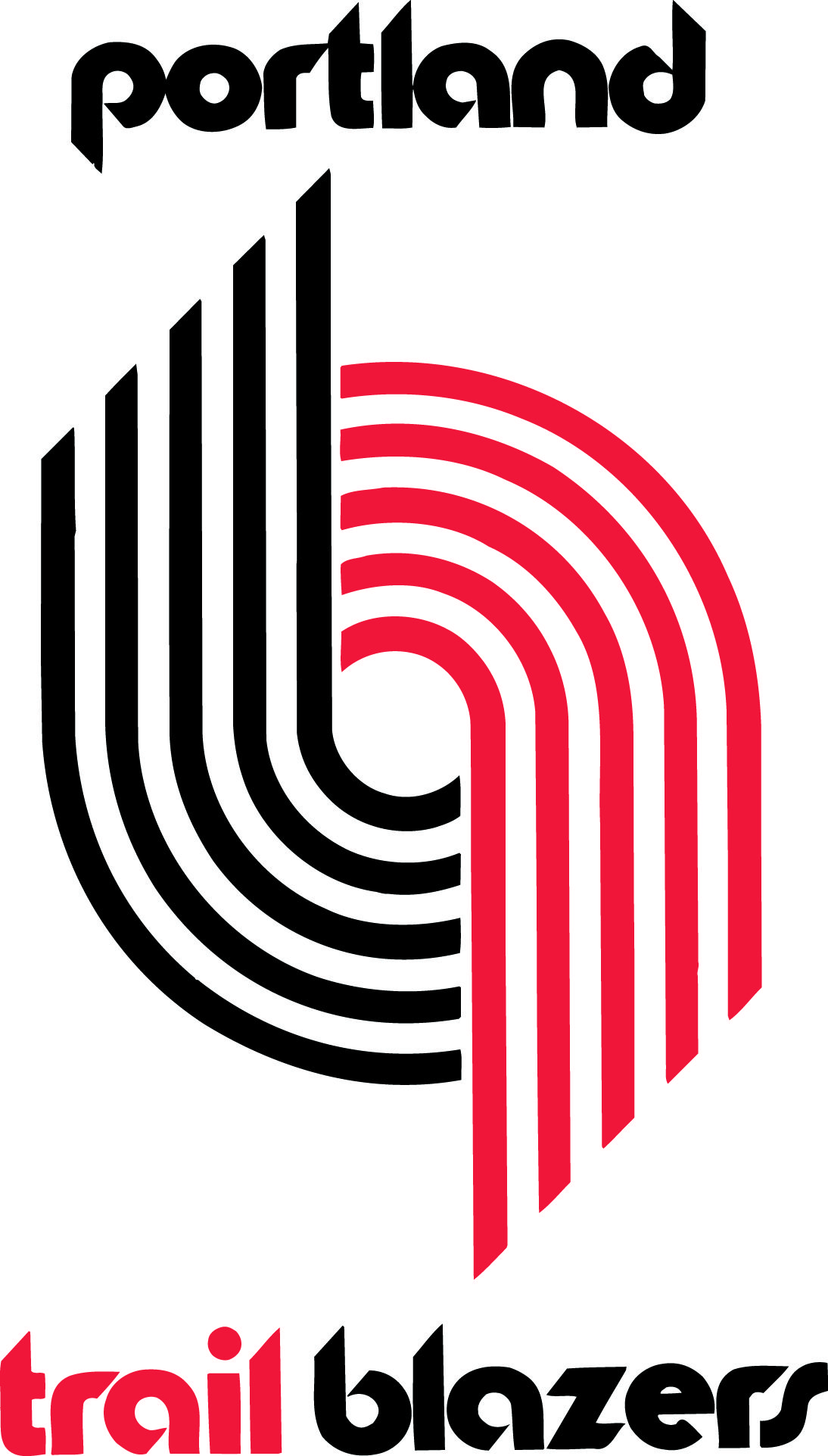 How The Trail Blazers Got Their Name Portland Trailblazers Trail Blazers Nba Logo