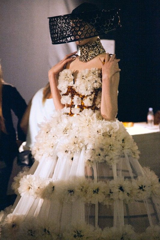 Alexander McQueen Womenswear SS13