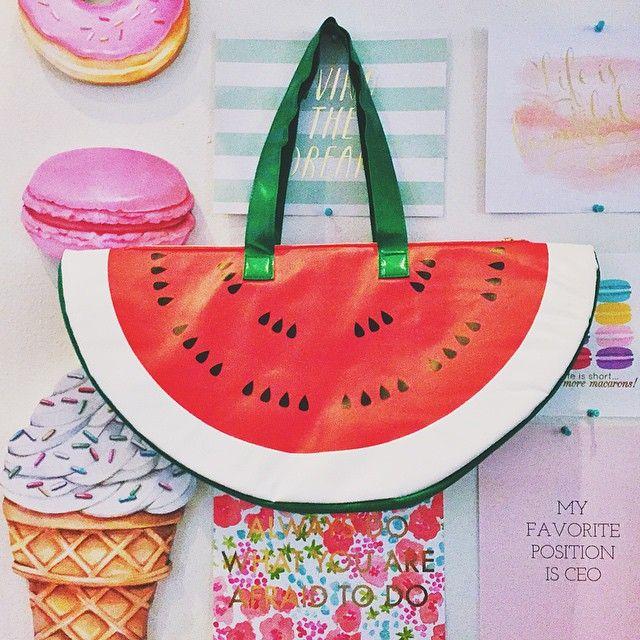 Watermelon Bag from Shop Bando!