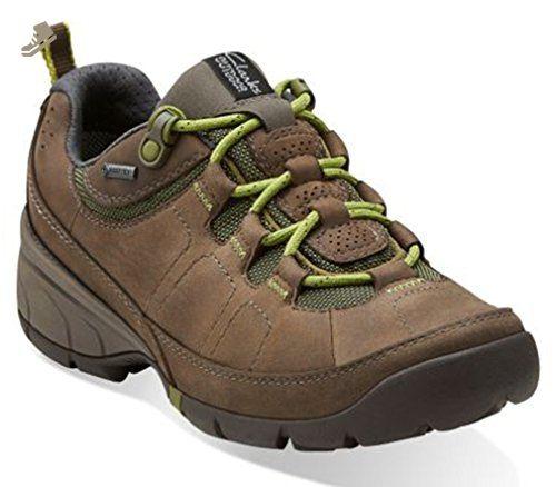 ff9c04f5c107b Clarks Women's Brown Wave Amble GTX 5.5 B(M) US - Clarks sneakers ...