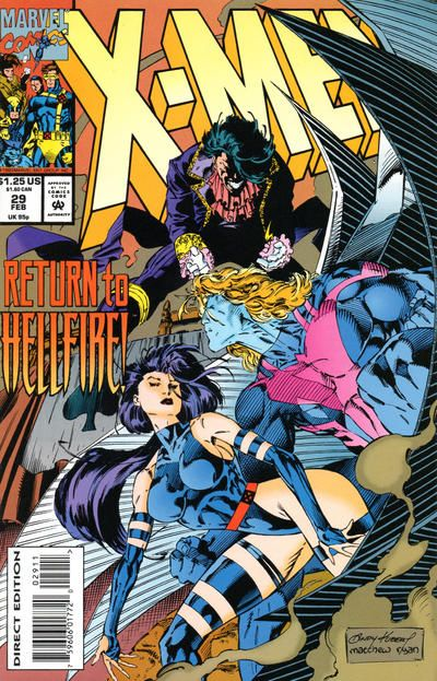 X Men 29 By Andy Kubert Matt Ryan Marvel Comic Books Comics Psylocke