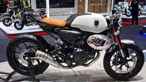 Zdjęcie numer 7 w galerii - Customowe motocykle - inspiracje