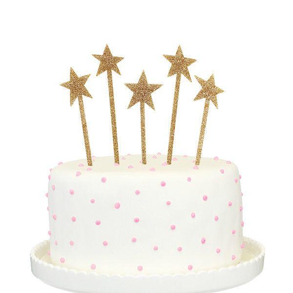 Shooting Stars Cake Topper – Alexis Mattox Design