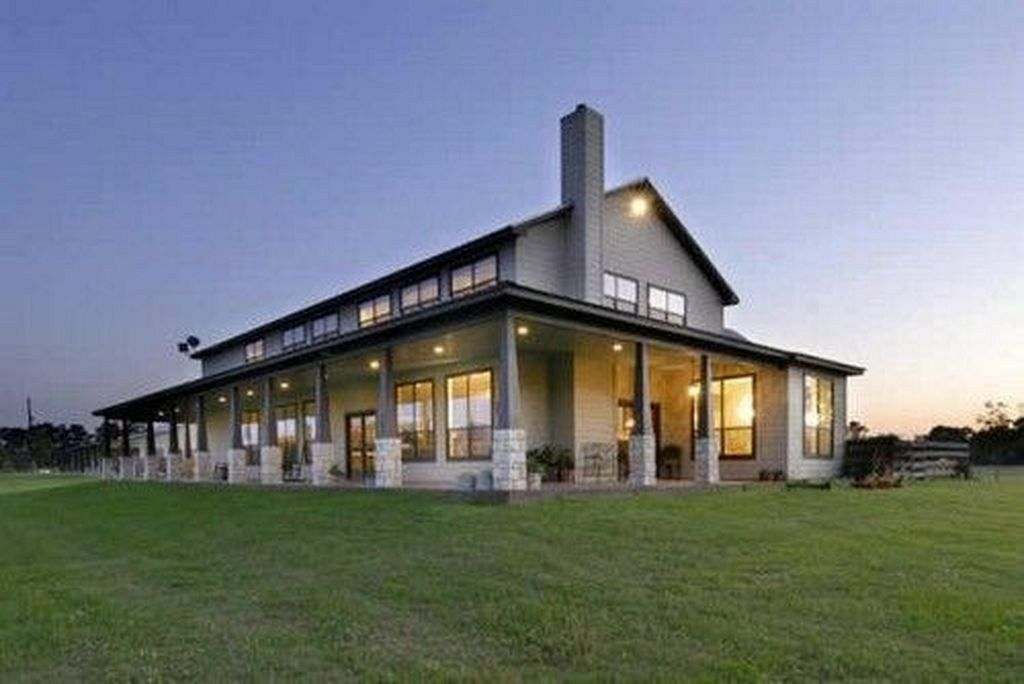 20+ Modern Home Design Ideas with a Touch of Texas Style ...