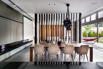Irvine House - contemporary - Dining Room - Perth - DTDA pty ltd