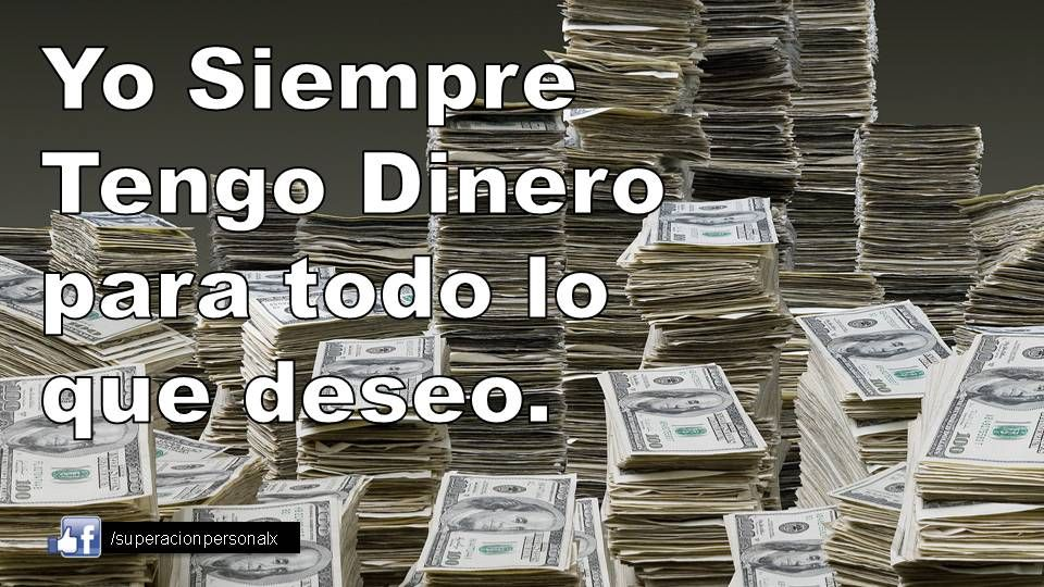 Frases Para Atraer Dinero, Frases Para Atraer Dinero