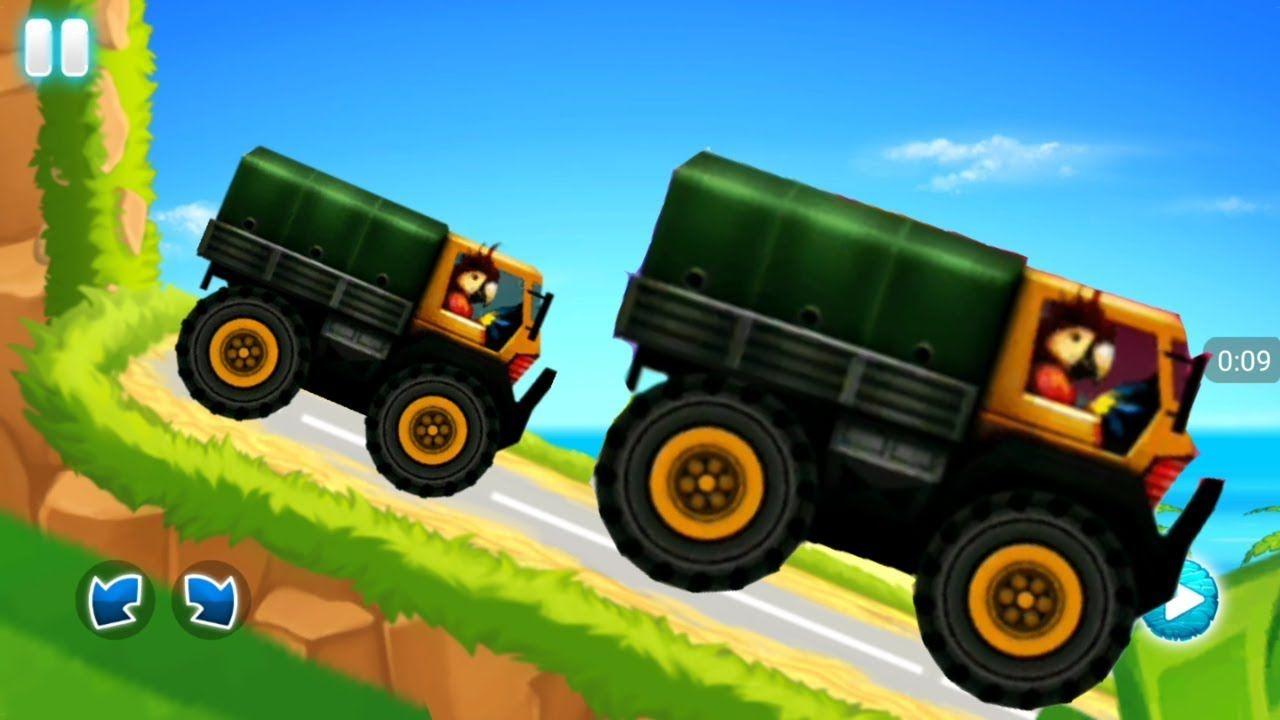 monster truck racing cartoon racing games for kids cars for kids