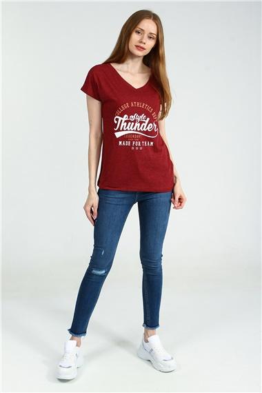 Bayan Tshirt Modelleri Kadin Tshirt Fiyatlari Collezione Sayfa 2 2020 Kadin Kadin Olmak Moda