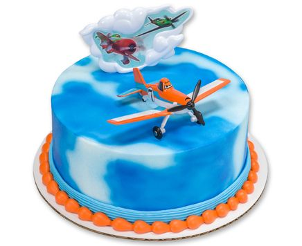 How To Make A Disney S Planes Cake Featuring Dusty Friends