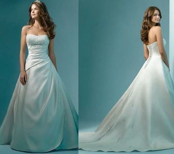 475 00 Brand New Alfred Angelo Wedding Gown Make An Offer