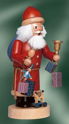 KWO Father Christmas Smoker