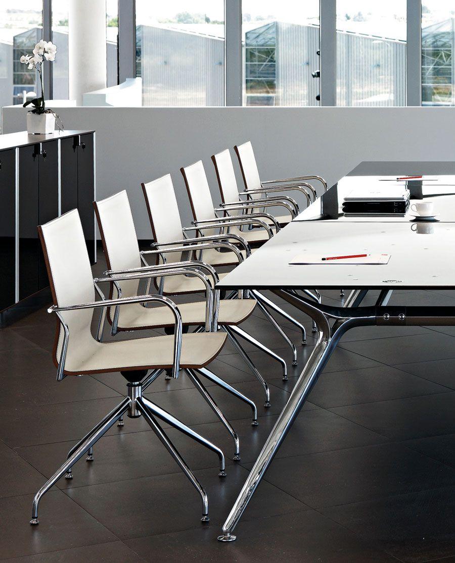 Ikara Chairs Office Actiu