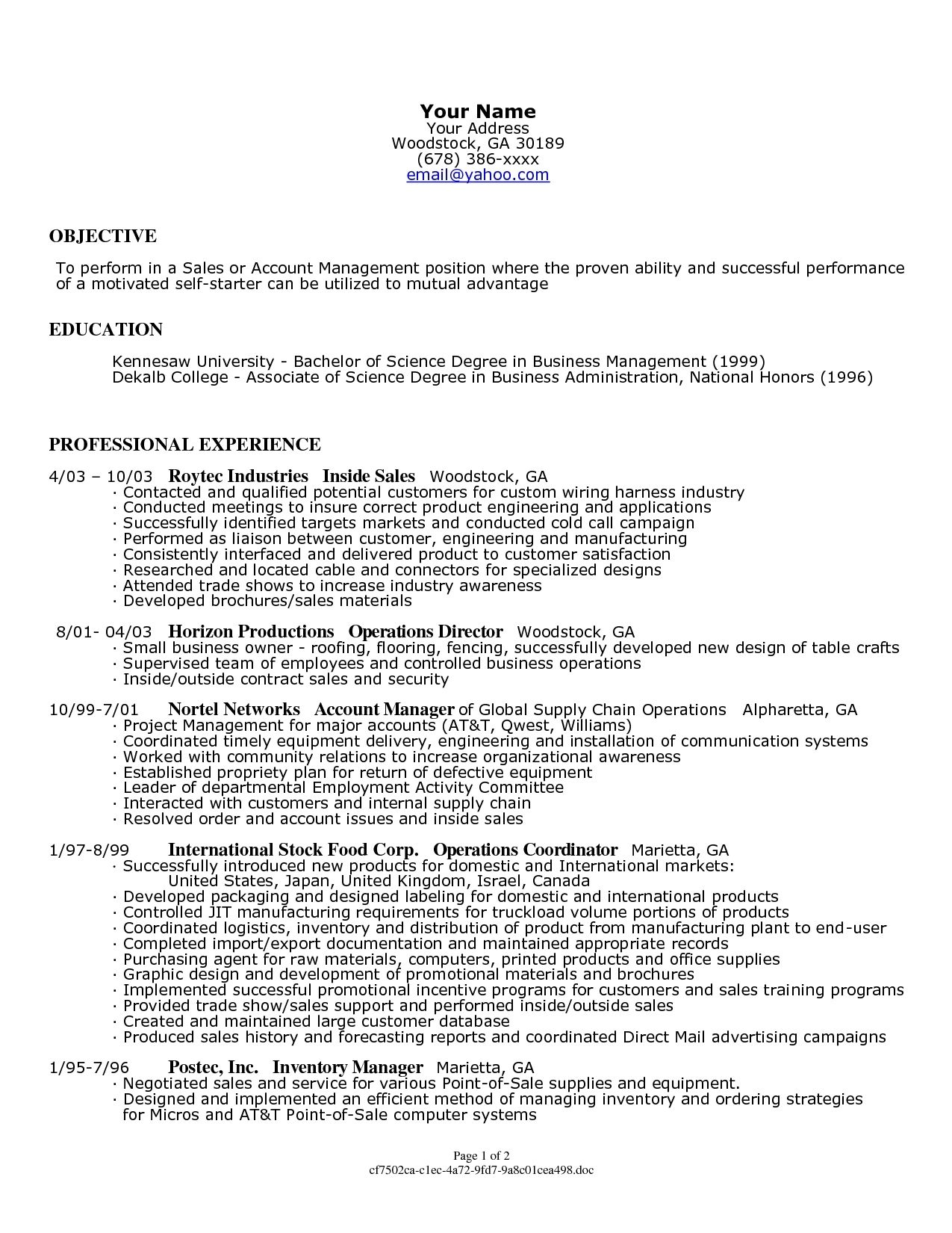 The Most Business Owner Resume Sample Resume Template Online