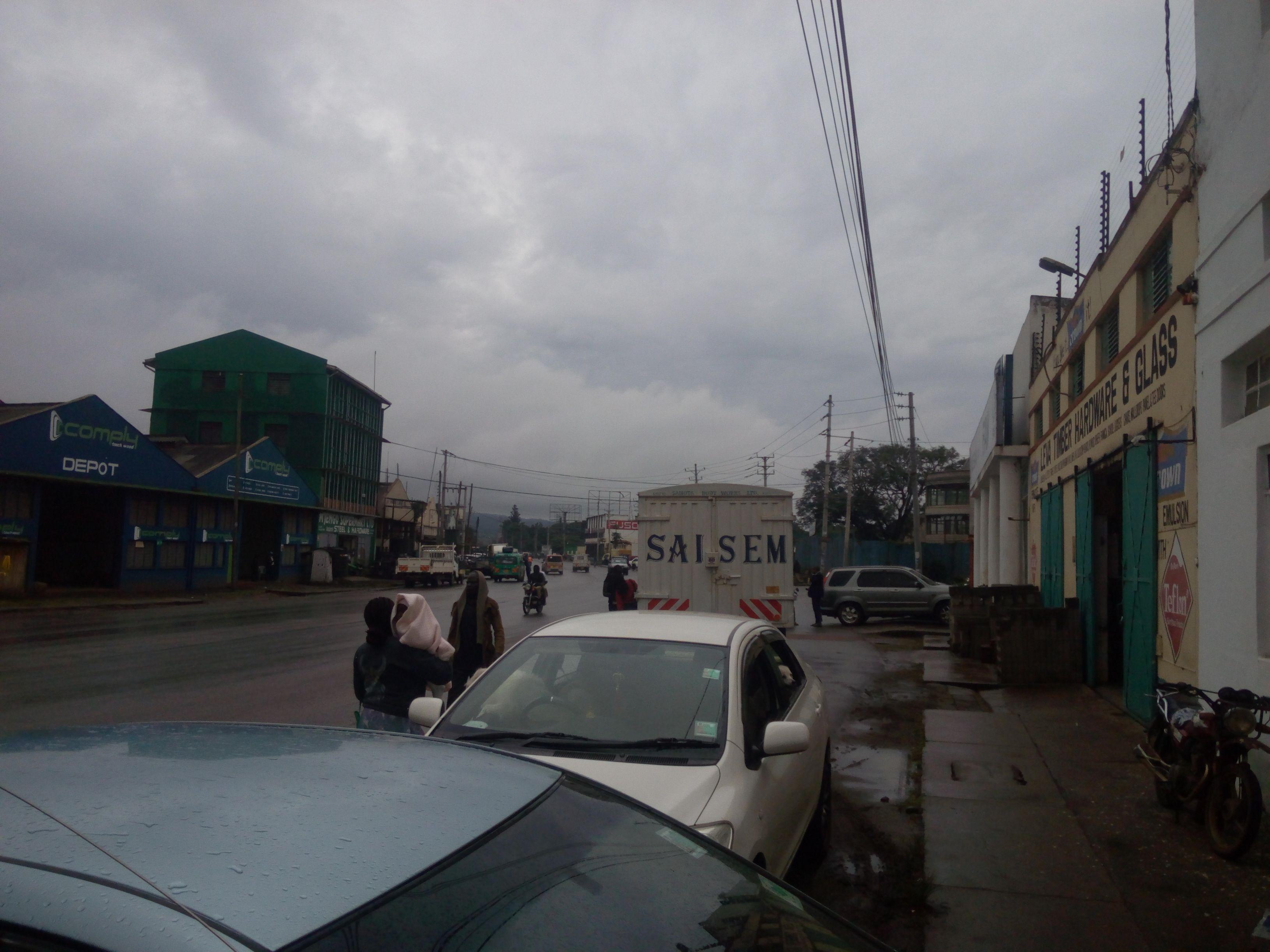 Godown For Sale Obote Road Kisumu Measuring 14 500sqf Kisumu Cctv Surveillance Road