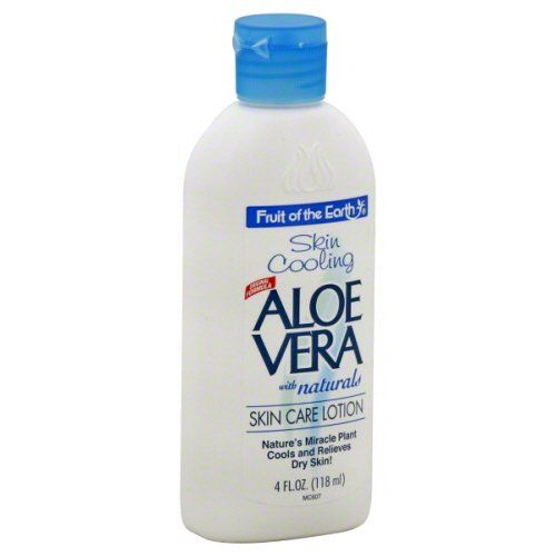 Fruit Of The Earth Skin Cooling Aloe Vera With Naturals Skin Care Lotion Pack Of 3 Learn More By Visiting The Im Skin Care Lotions Aloe Vera Lotion Lotion
