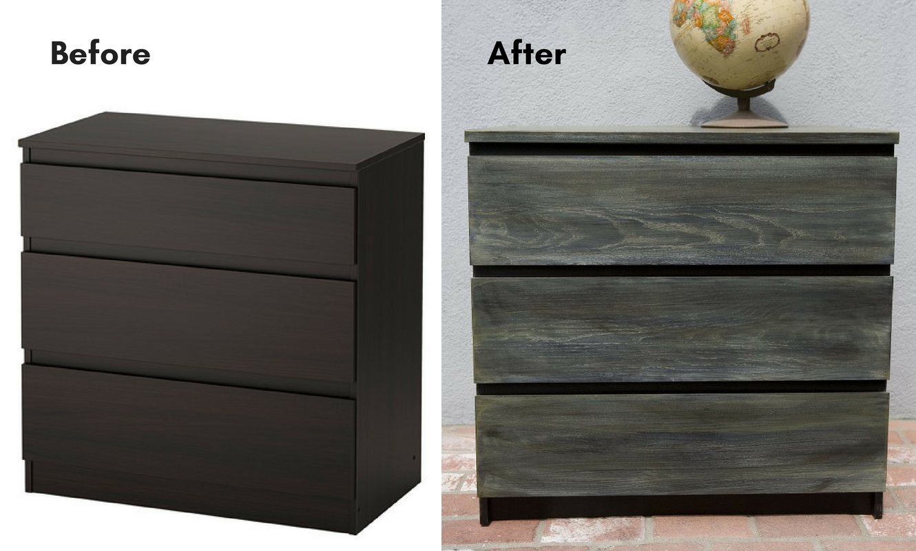 Chalk Paint Vs Ikea Furniture Interiors To Inspire Painting Ikea Furniture Flipping Furniture Refinishing Furniture
