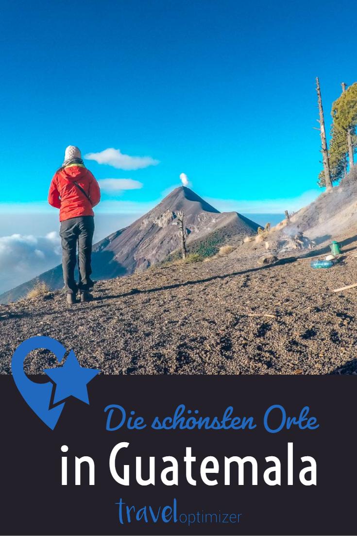 Guatemala Backpacking Urlaub Fur 2 Wochen Route Tipps Kosten Zentralamerika Reisen Urlaub Urlaub Reisen